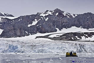 Arctic Glacier | by Polar Cruises
