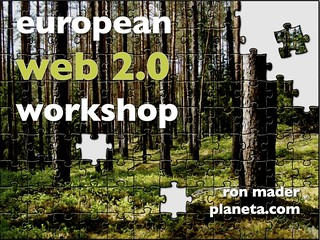 european web 2.0 workshop | by planeta