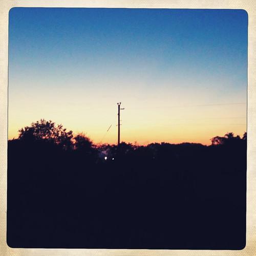 sky sun sunrise outside hip iphone hipstamatic