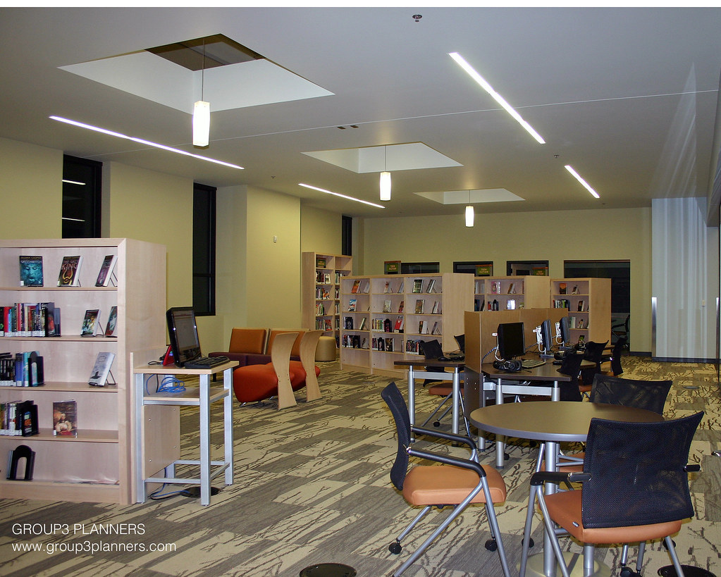 Teen Library | Anythink Wright Farms (Rangeview Library Dist ...