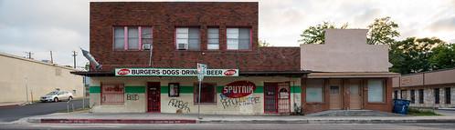 austin texas unitedstates tx usa east6thstreet 6thstreet sixthstreet panorama pano sputnik downtown