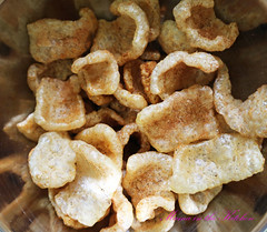 Holy Chicharrón: Delicious Air Fried BBQ Pork Rinds in 3 minutes!