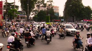 Buzzing bikes in Ho Chi Minh City | by David Graus
