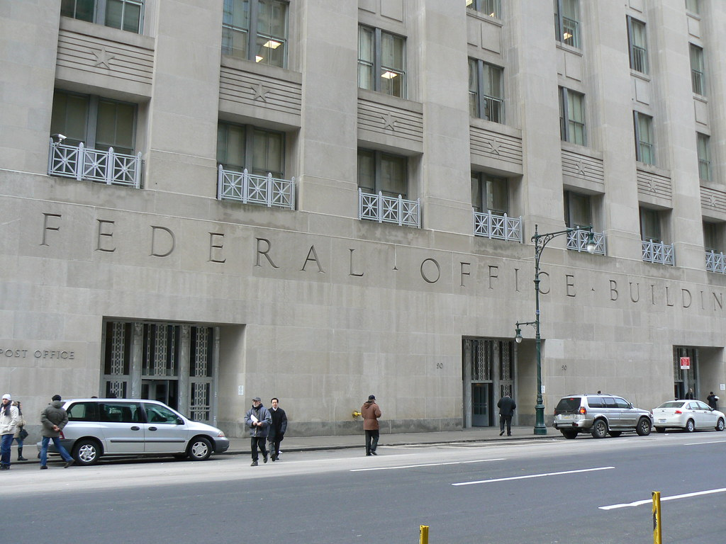 NYC - Federal Office Building