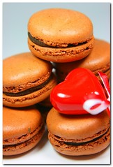 Cikolatali Makaron / Chocolate Macaron | by Cem Vedat ISIK