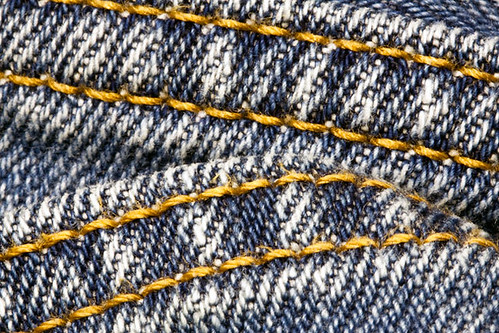 Texture - Denim | by iseethelight