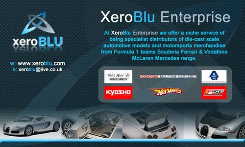 XBE Promotional Email Ad 2010
