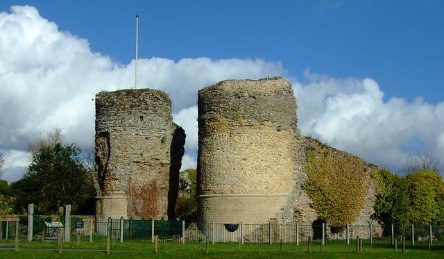 Bungay Castle