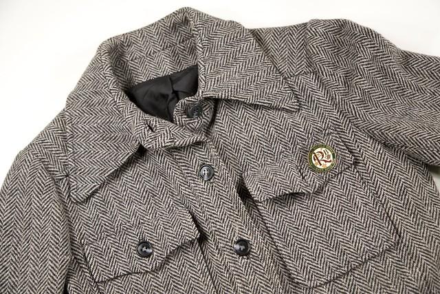 Calvin Klein Herringbone Jacket