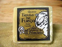 Cheese made with sheep's milk in Tierra del Fuego | by Asado Argentina