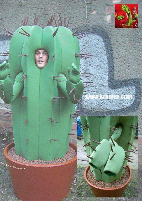 Cactus costume