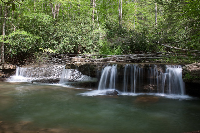 Camp Creek Wv >> Mash Fork Falls Camp Creek Wv 1 Laserbub Drew Flickr
