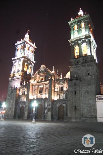 DSC_0026 Catedral de la Ciudad de Puebla por LAE Manuel Vela