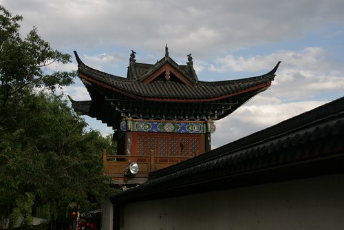First day in Lijiang   by countries in colors