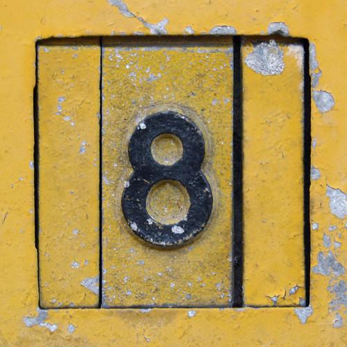 number 8 | by Leo Reynolds