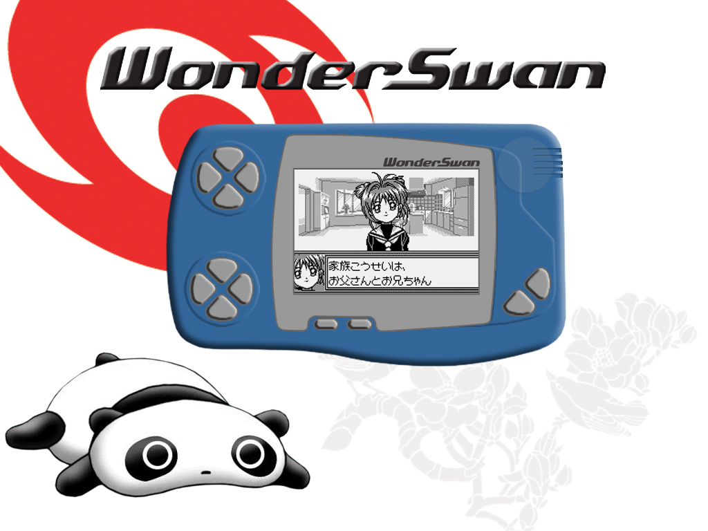Hyperspin Theme - Bandai Wonderswan (DIYROMArcade) | Flickr