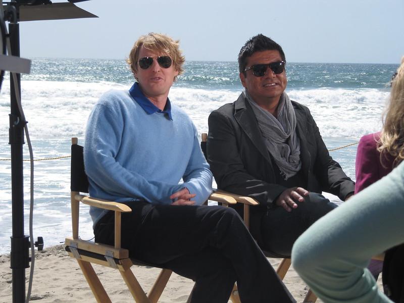 Owen Wilson & George Lopez