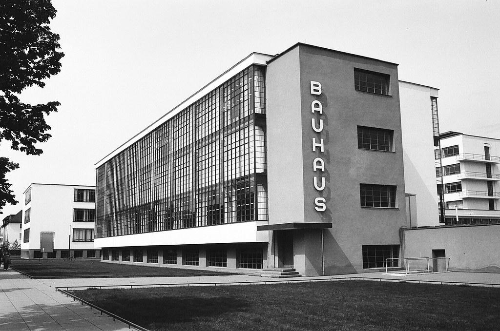 Bauhaus Dessau Germany Nate Robert Flickr