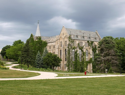 St. Olaf College - Holland Hall