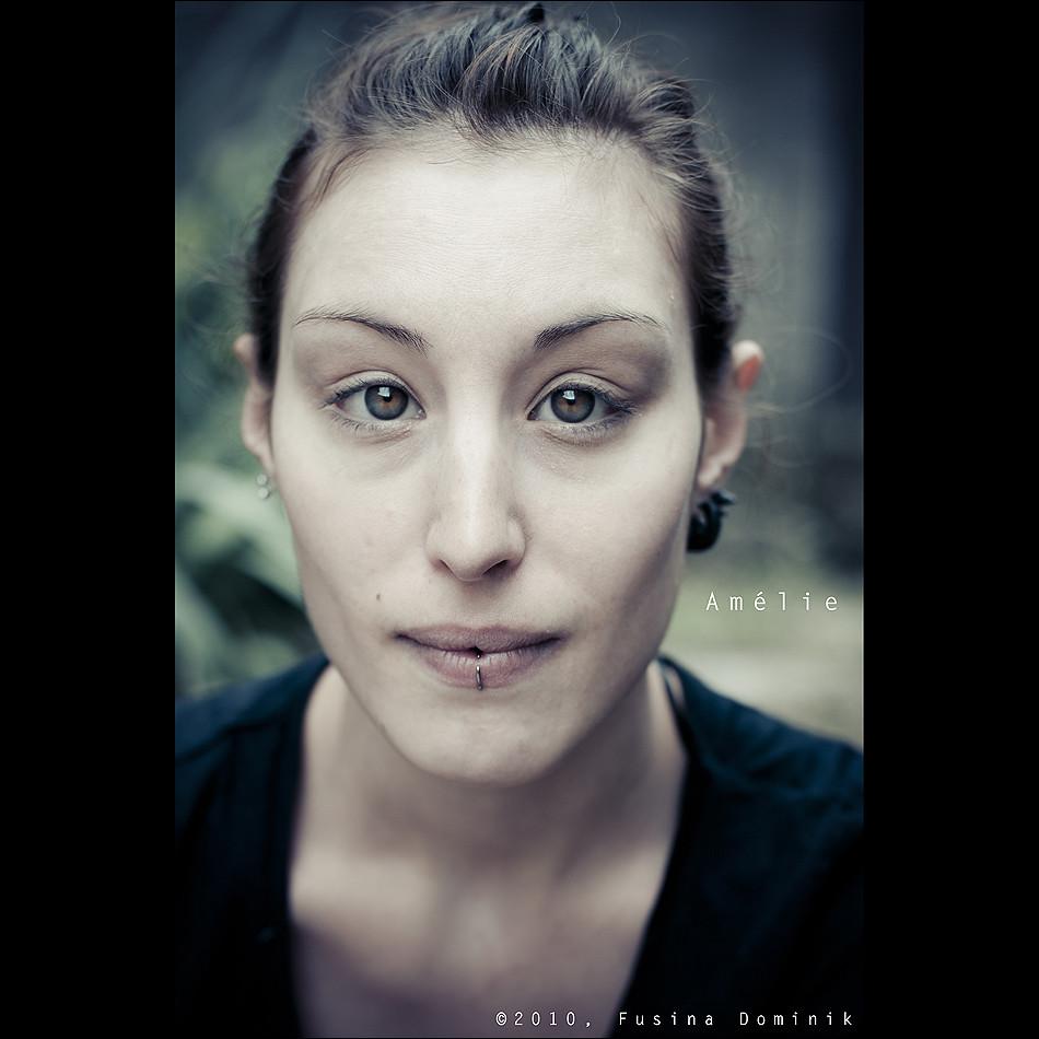 Day 1 - Amélie, studiant by dominikfoto