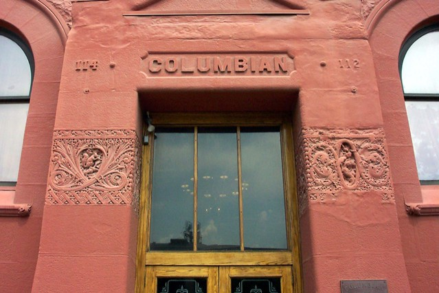 Columbian Building: Topeka, KS