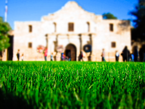 The Alamo in Downtown San Antonio | by nan palmero