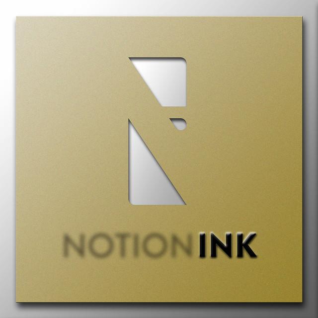 Revised Pratik-Bjorn version of Winning Notion Ink Logo