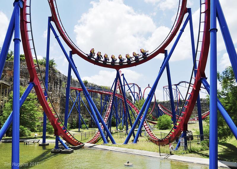 Superman: Krypton Coaster