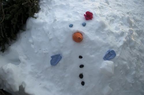 Snowman kit | by Veronique Christensen