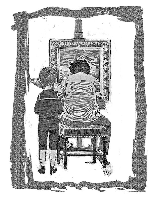 artist-at-easel