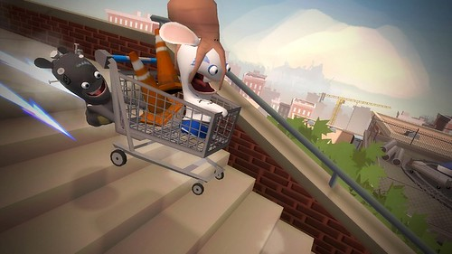 Rabbids Go Home | by gamesweasel