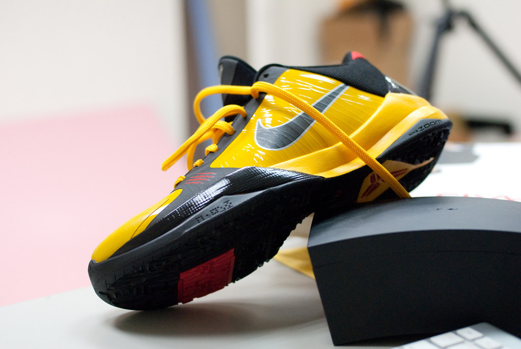 new concept bc9ed eb12b ... Nike Zoom Kobe 5 Bruce Lee   by edtrigger