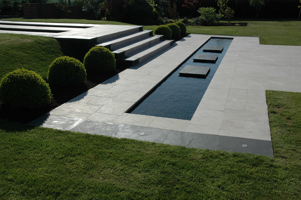 ... Minimalist Garden | By David Andersen Garden Design