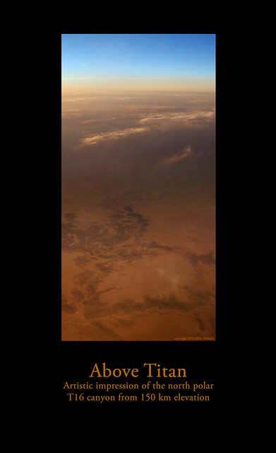 Titan T16 Canyon artistic impression