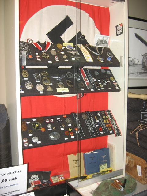 WWII Nazi German Army, Krigs , Luftwaffe medals, pins, pat… | Flickr