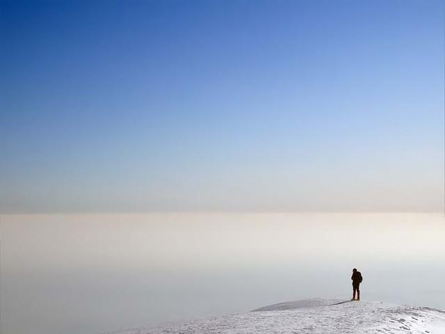 uno sguardo verso l'infinito ... e oltre ! / a look into infinity ... and beyond!