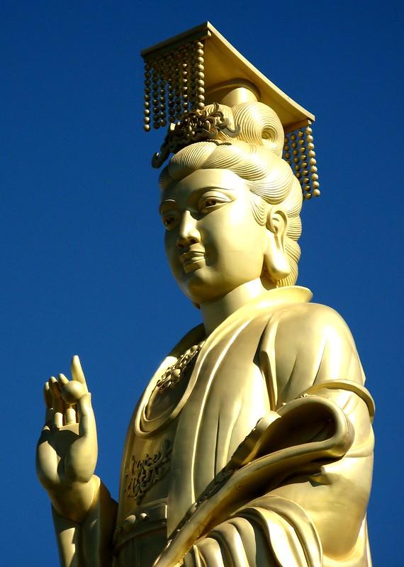 Statue of Guan Yin, Maribyrnong