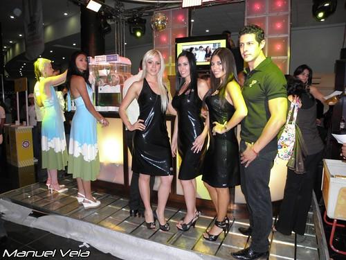 Belleza en la Noche de los Publivoros CCU BUAP por LAE Manuel Vela