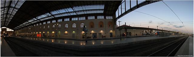 Gare Saint charles par Karim SAARI