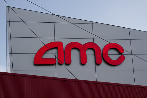 AMC Movie Theater | by Dave Dugdale