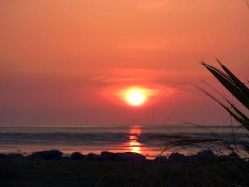Sunset On Beach 11 (17/04/2010)