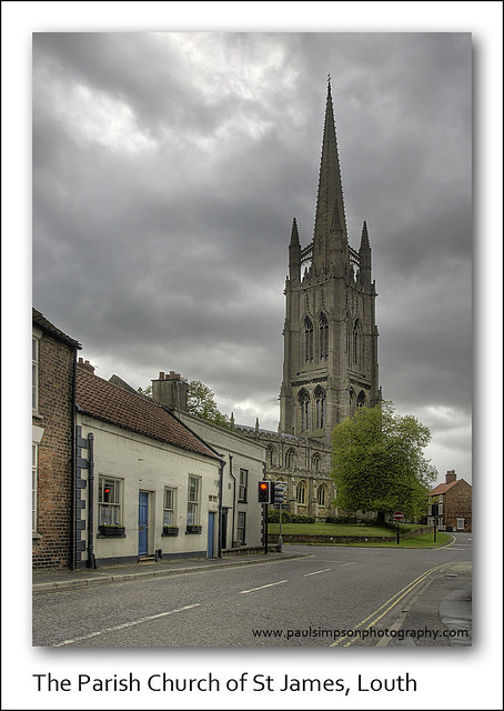 St James' Church Louth, Lincolnshire