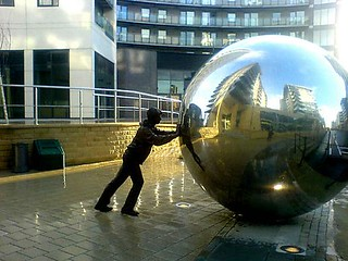3 Mtr dia Sphere | by HTF Stainless