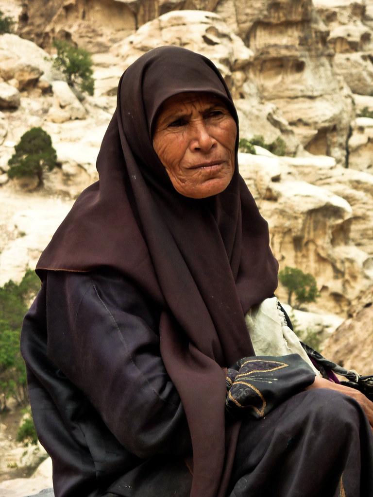 Chantal PetraJordan Jordanian Dam Old LadyLittle Van dCxtshrQ
