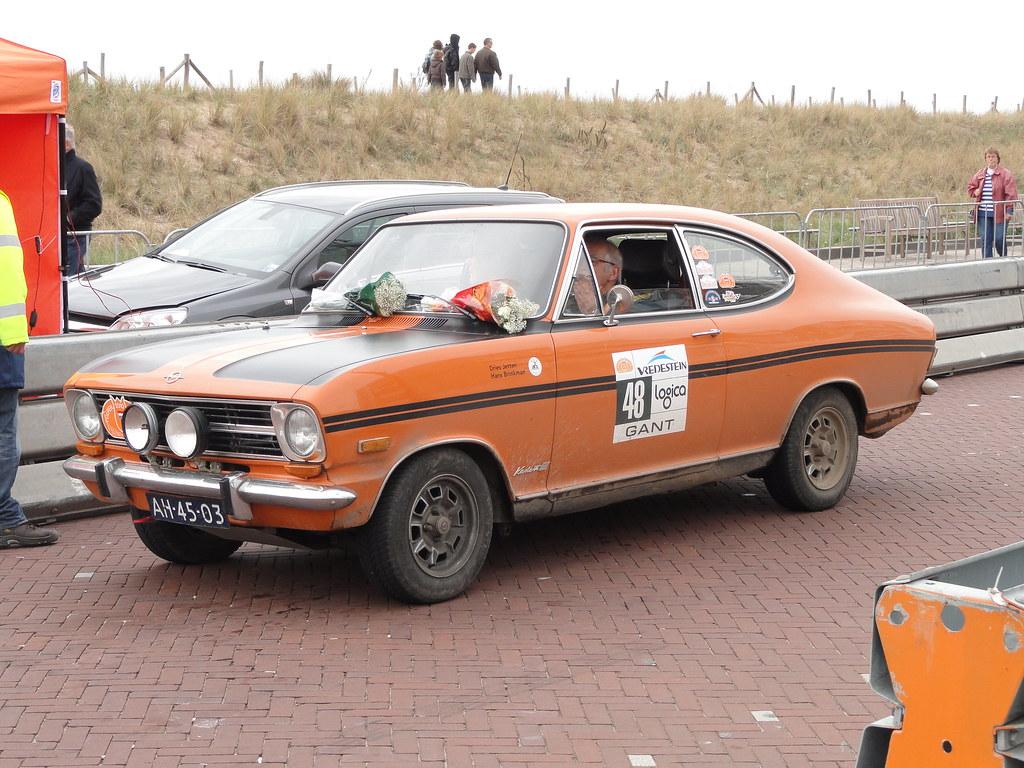 1969 Opel Kadett B Coupe 8 Mei 2010 Noordwijk Netherland Flickr