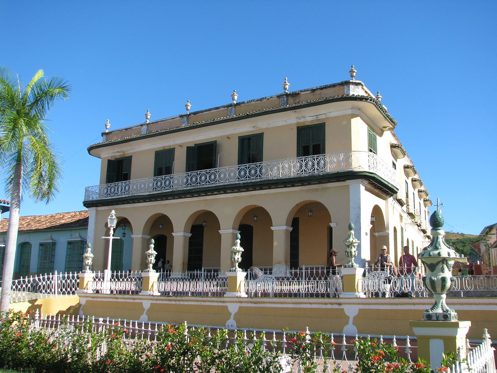 Museo Romantico.Museo Romantico Trinidad Cuba Teresa Gomez Flickr