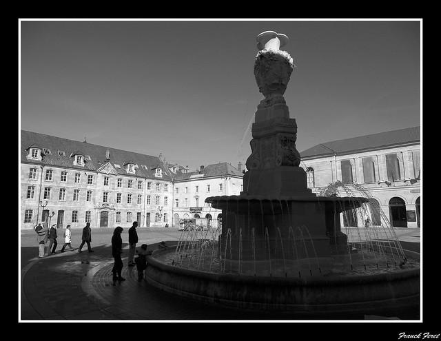 place du marché   Besançon
