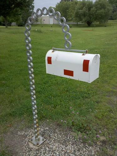 Awesome mailbox #26 | by Hobo Matt