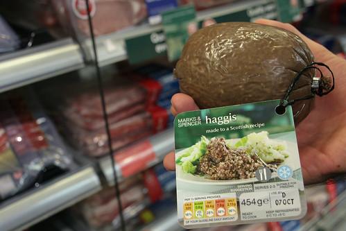Ready Made Haggis | by Eva Rees