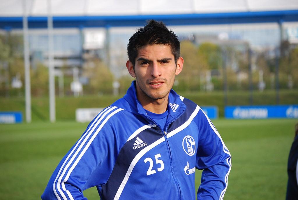 Trainingseinheit Auf Schalke Dsteffek Flickr